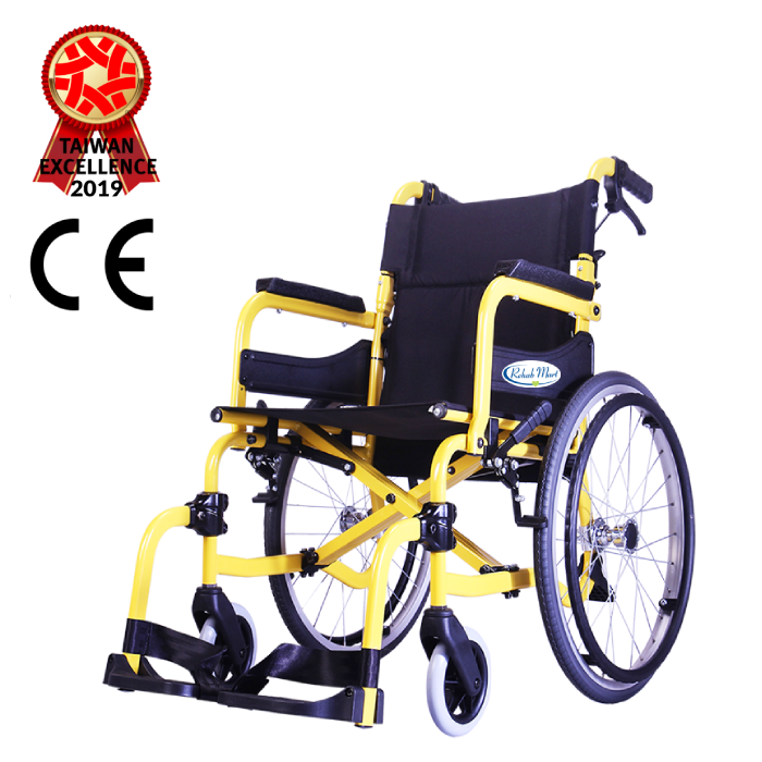 Joy Light Weight Wheelchair 17 in